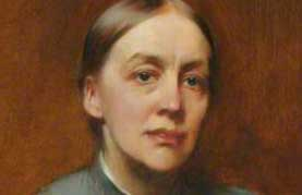portrait of Eleanor Sidgwick