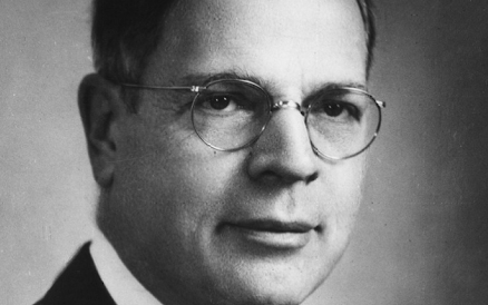 Psychologist Gardner Murphy led the ASPR during its heyday in the 1960s.