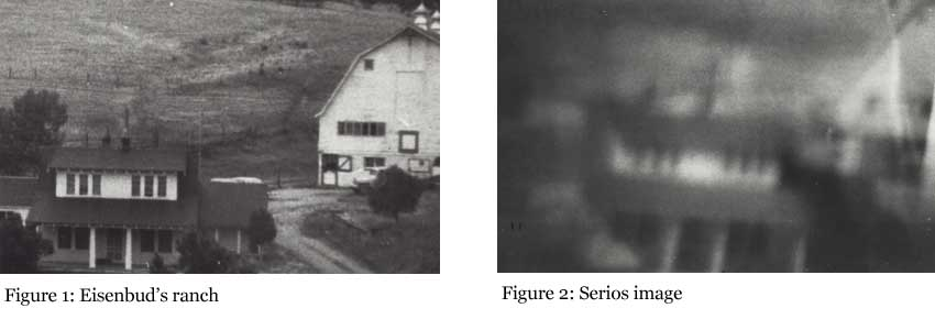 Eisenbud's ranch and the Serios image