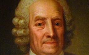 portrait of Emanuel Swedenborg