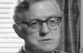 photograph of Ian Stevenson, pioneer of reincarnation research