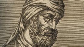 Third-century Christian philosopher Tertullian, a reincarnation sceptic