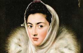 The Ermine Lady, Sofonisba Anguissola, c. 1580