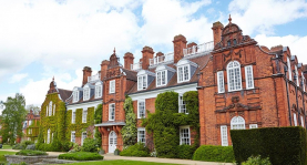 Newnham College, Cambridge, where Alice Johnson began her career