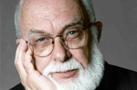 photograph of James Randi