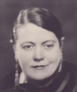 Eileen Garrett in 1931-2