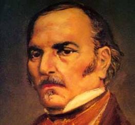 portrait of Allan Kardec