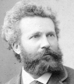 photo of Camille Flammarion