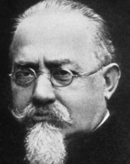 photo of Cesare Lombroso