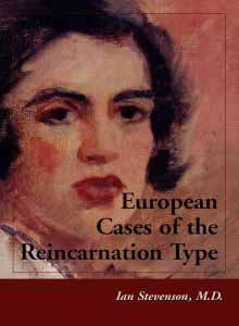 cover of 'European Cases of the Reincarnation Type' by Ian Stevenson