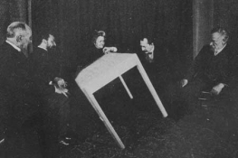 photo of Palladino seance