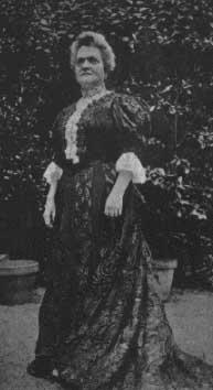 photo of Eusapia Palladino