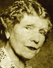 photo of Gladys Osborne Leonard