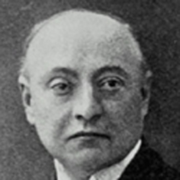 photo of Gustave Geley
