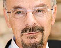 photo of Hans-Dieter Benz