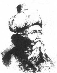picture of Ibn Arabi