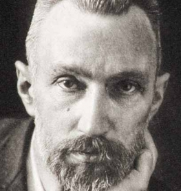 photo of Pierre Curie