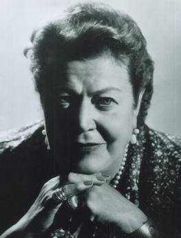Eileen Garrett in later life