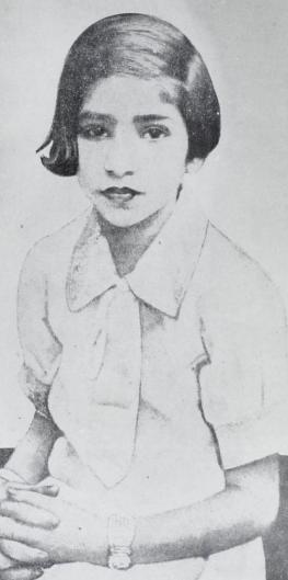 Shanti Devi portrait