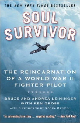 cover of 'Soul Survivor' by Andrea and Bruce Leininger