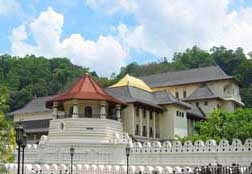 photo of Temple of the Sacred Tooth, Kandy
