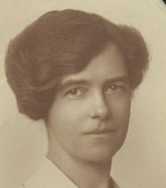 photo of Theodora Bosanquet