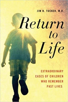 cover of 'Return to Life' by Jim Tucker