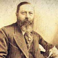 photo of William Stainton Moses