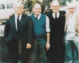 photo of the Sutton brothers