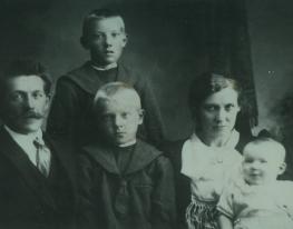 Hafsteinn family