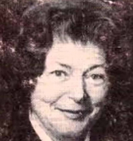 photo of Helen Wambach