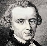 portrait of Imanuel Kant