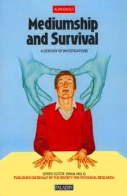 book cover - Mediumship and Survival, by Alan Gauld