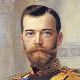 photo of Tsar Nicolas II