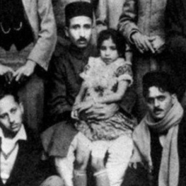 Shanti Devi as a young child