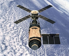 photo of Skylab