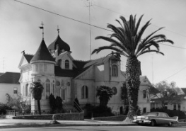 photo of Villa Montezuma, 1925 (San Diego Historical Society)