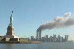 photo of the New York September 11 attacks