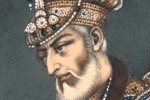 painting of Mughal Emperor Aurangzeb (1618-1707)