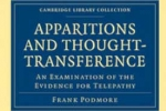 book cover of Podmore's 'Apparitions and Thought-Transference' (1894) Cambridge Library Collection, 2011