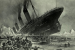 """The claim of a British man to have identified a former past life as a person who died in the sinking of the Titanic is considered unlikely by reincarnation researchers. Image: """"Untergang der Titanic"""" by Willy Stöwer, 1912."""