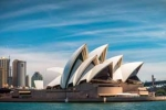 photograph of Sydney, Australia