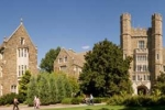 photo of Duke University, North Carolina, where psi research in the US began in the 1930s