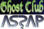 logos of the Ghost Club and ASSAP
