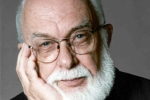 photograph of James Randi