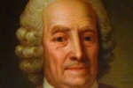 portrait of Emanuel Swedenborg