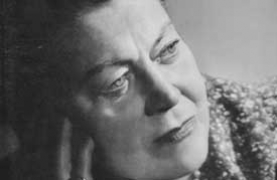 photograph of Eileen Garrett