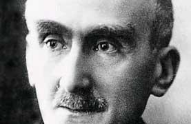 photograph of Henri Bergson