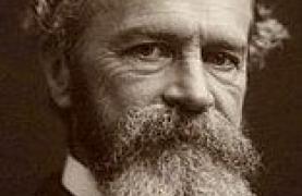 photo of William James