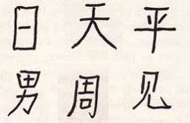 Concealed Chinese words identified by Chinese children by anomalous non-sensory means